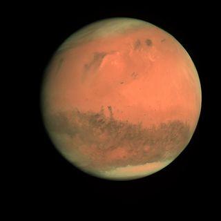 E18 Mars from Rosetta