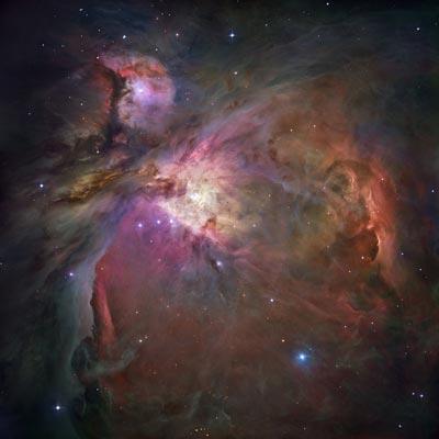 8 Orion Hubble