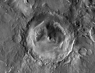 E39 Mars Gale Crater