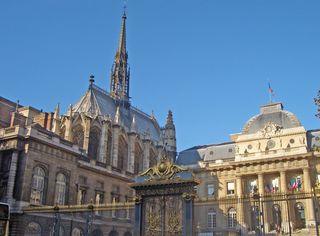 Paris021 SC and Palais de Justice