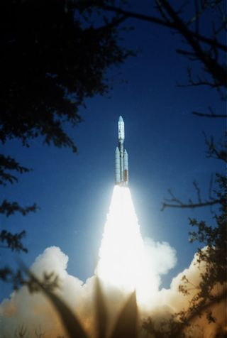 Y08 Voyager Launch 1977