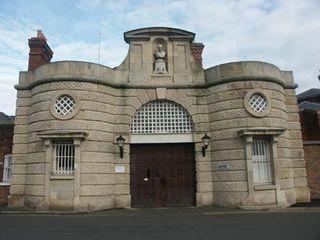 Shrewsbury prison front
