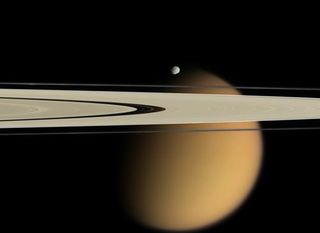 G12a Titan, rings, Epimetheus