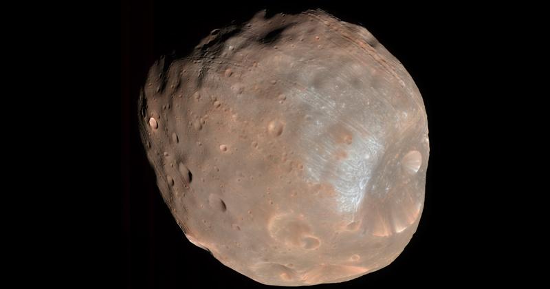 E13 Phobos from HiRISE taken 230308