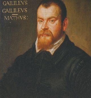Galileo 1 ca1606 Domenico Robusti